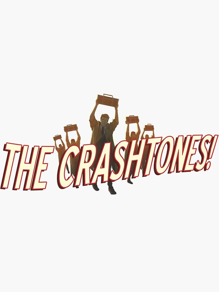 THE CRASHTONES! by SWitwer