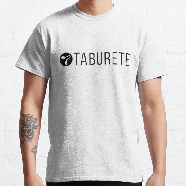 taburete la banda Camiseta clásica