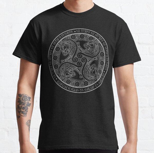 No Nazis in Valhalla (Dark) Classic T-Shirt