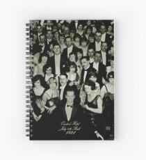 July 4th, 1921 Spiral Notebook