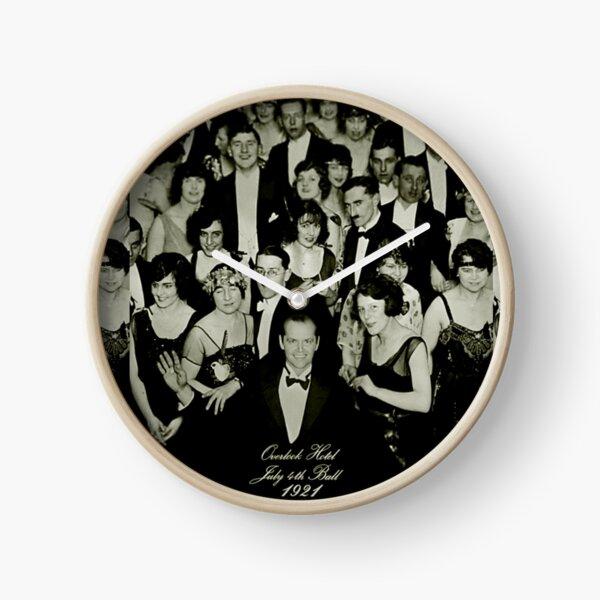 July 4th, 1921 Clock