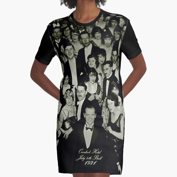 July 4th, 1921 Graphic T-Shirt Dress