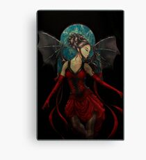 Fantacy Lady  Canvas Print