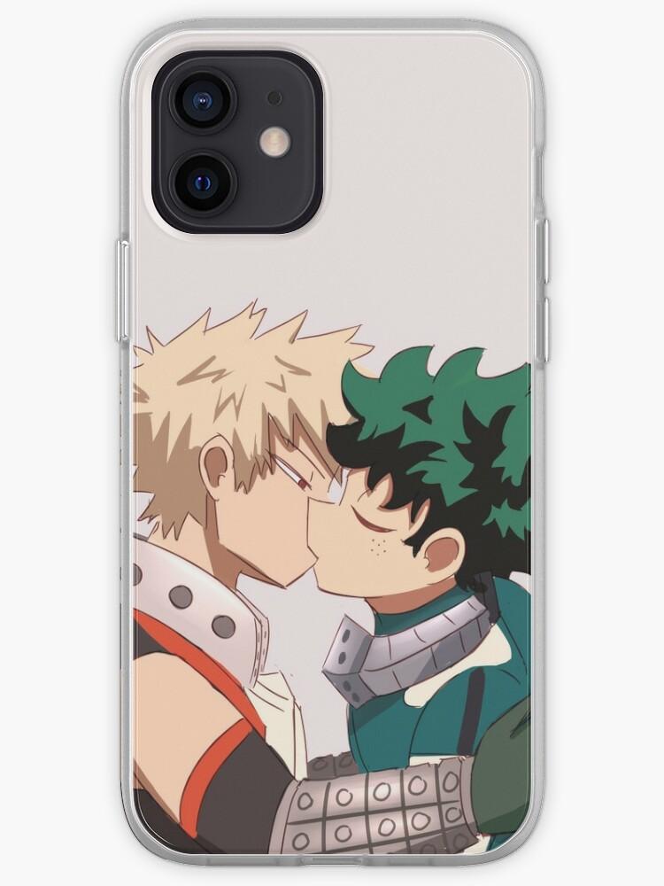 Bakudeku Kiss | Coque iPhone
