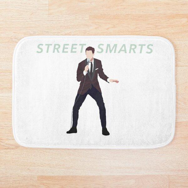 Street Smarts! Bath Mat