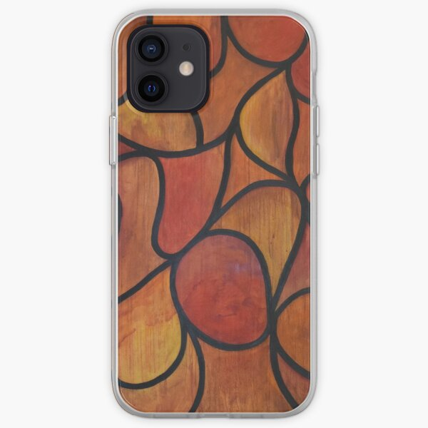 Notre Dame de Paris - Stained Glass Oil Painting iPhone Soft Case