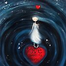 loVe shapes my world by theArtoflOve