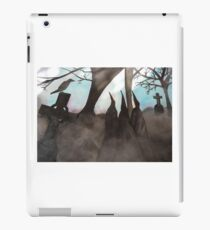 Three Witches iPad Case/Skin