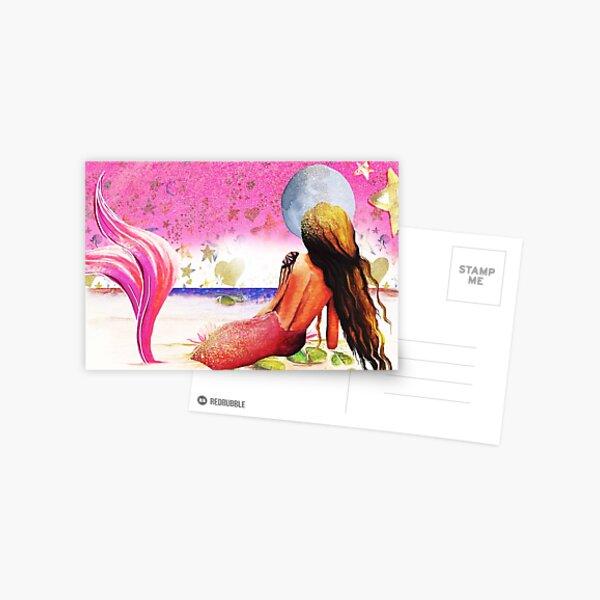 Samaya  Postcard