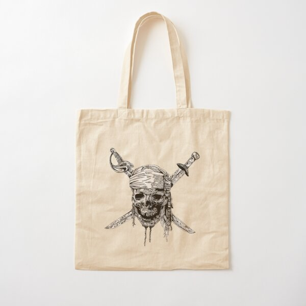 Pirates of the Caribbean  Cotton Tote Bag