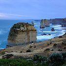 12 Apostles at First Light - Great Ocean Road, Victoria by Karen Stackpole