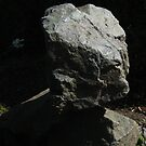 Three Faces in Stone This Face Is Singing Oh Happy Day by Cara Schingeck