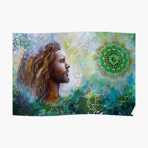 Raphael - Angel of Healing Poster