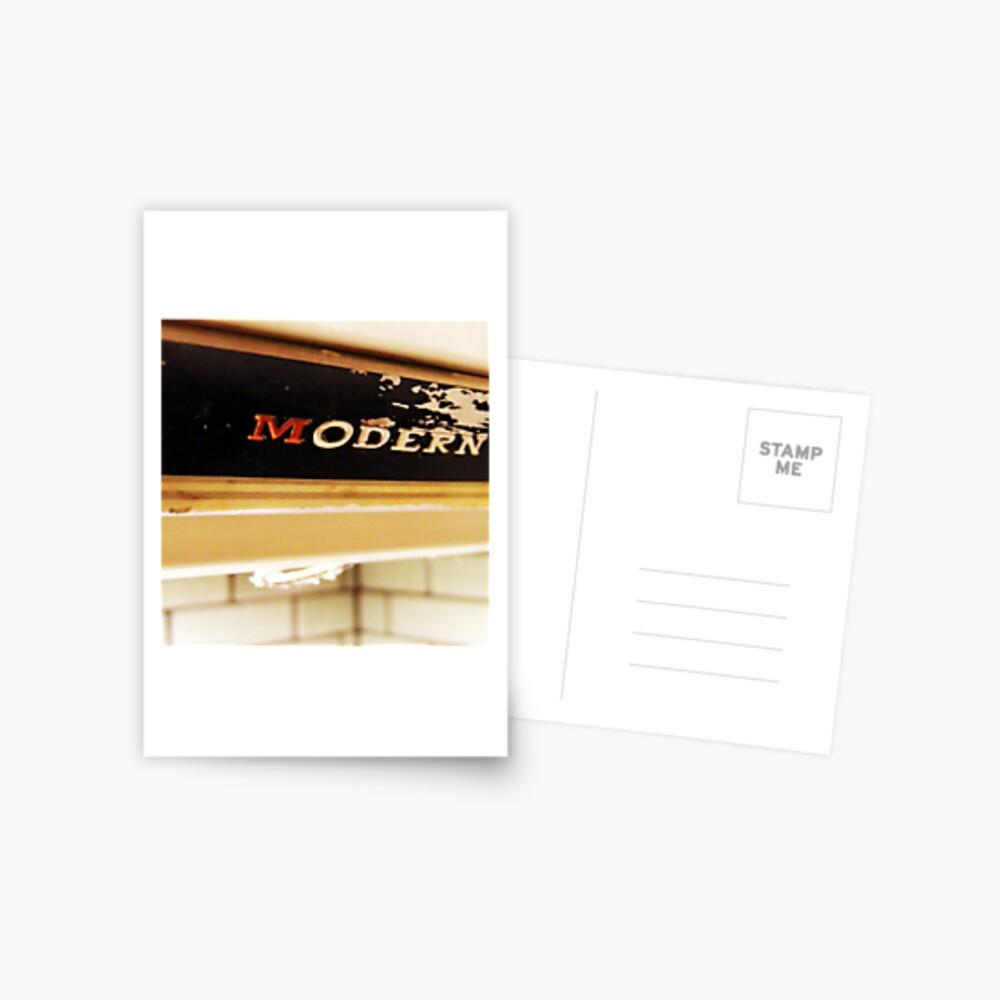 Modern (lifeanalog.com) Postcard