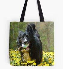 Dandelion Fun Tote Bag
