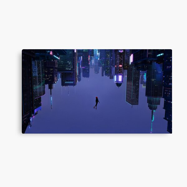 Not Falling, But Rising Canvas Print