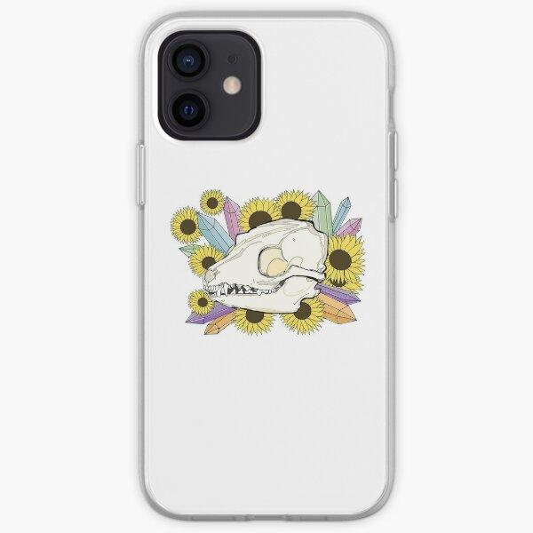 Fox Skull iPhone Soft Case