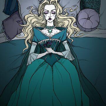 Sleeping Beauty by Tally-Todd