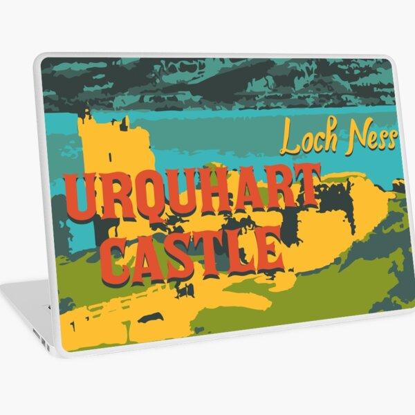 Urquhart Castle Loch Ness Laptop Skin