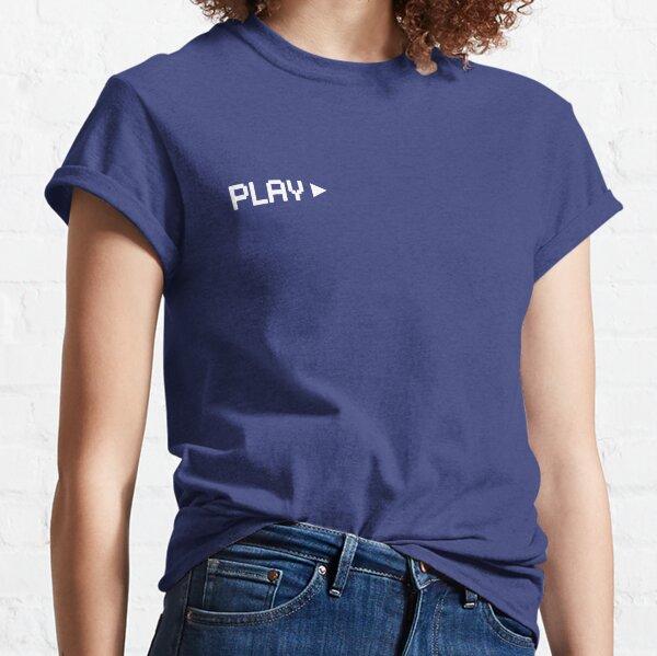 VHS PLAY Classic T-Shirt
