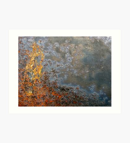 The Fires of Transformation Art Print