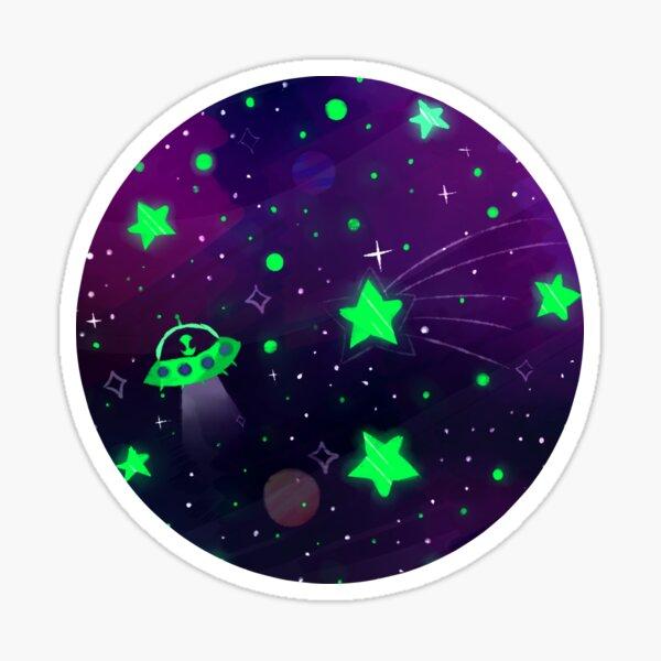 glowing stars~ Sticker