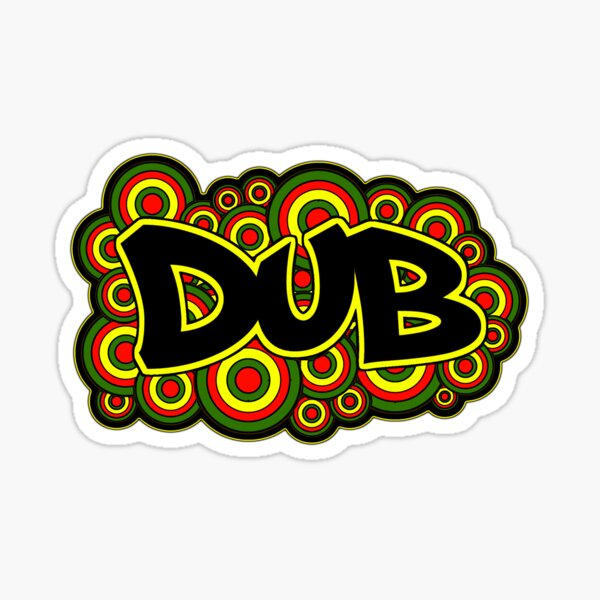 Dub-Multi Target Sticker