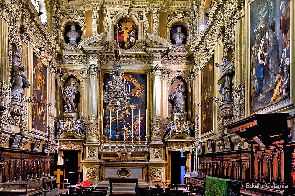 Quot Jesuit S Church Valletta Malta The Oratory Quot By Edwin
