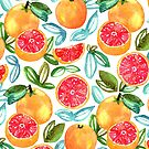 Grapefruits  by TigaTiga
