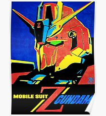 Póster Zeta Gundam