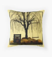 Art Fair ~ Part One Throw Pillow