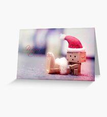 Merry Christmas Danbo! Greeting Card
