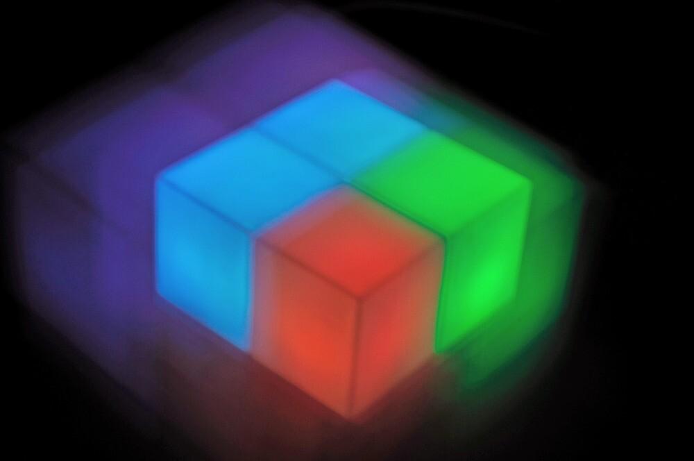 Tetris I by Fotofill