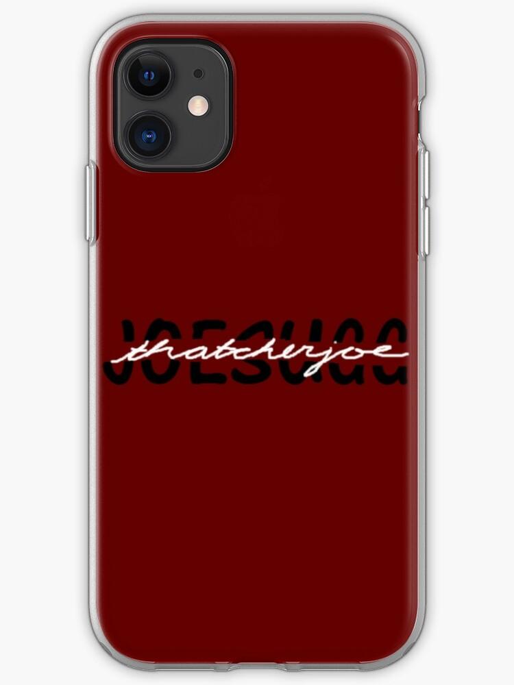 Thatcherjoe YouTube iphone case