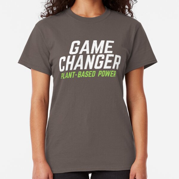 Game Changer: Plant-Based Power Classic T-Shirt