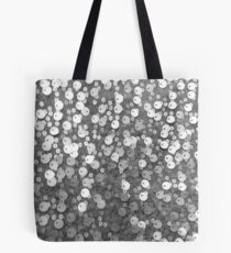 Sequin Graphic  Tote Bag