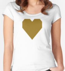 Sand Dune  Women's Fitted Scoop T-Shirt