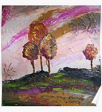 Landscape One Poster