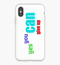 Lousy Message #2 iPhone Case
