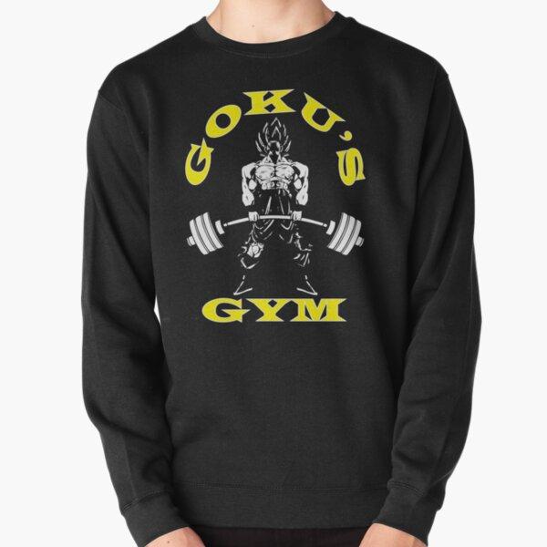Goku's Gym - Deadlift Pullover Sweatshirt