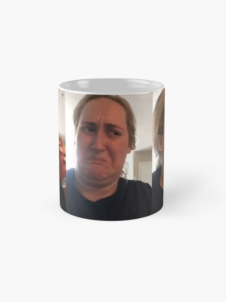 Alternate view of kombucha girl meme Mug