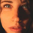 Self Portrait by Chelsea Kerwath