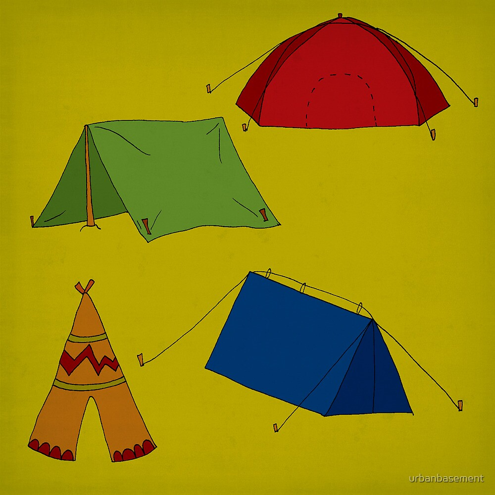 Tents (tense) Decision by urbanbasement