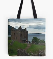 Urquhart Castle & Loch Ness Tote Bag