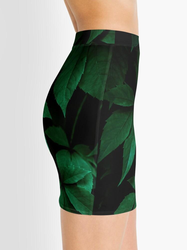 Alternate view of Dark Leaves 7 Mini Skirt