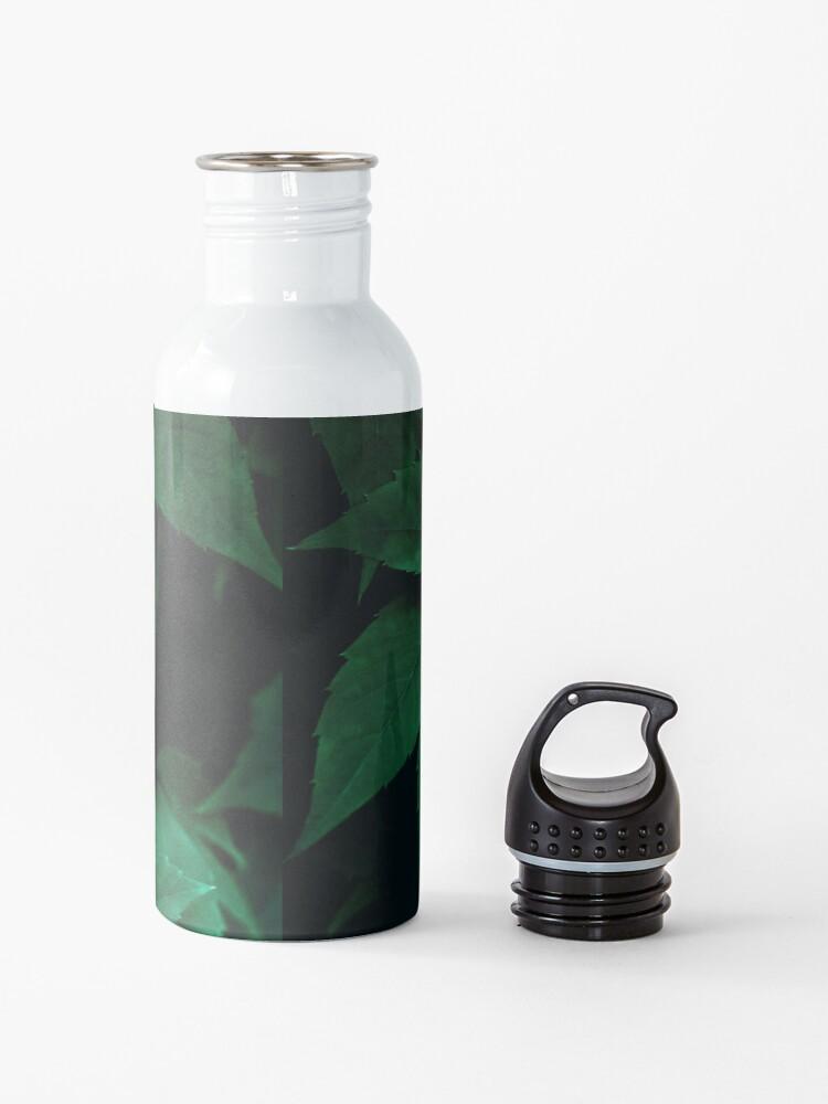 Alternate view of Dark Leaves 7 Water Bottle