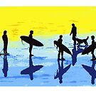 An afternoon board meeting by Jarrod Knight
