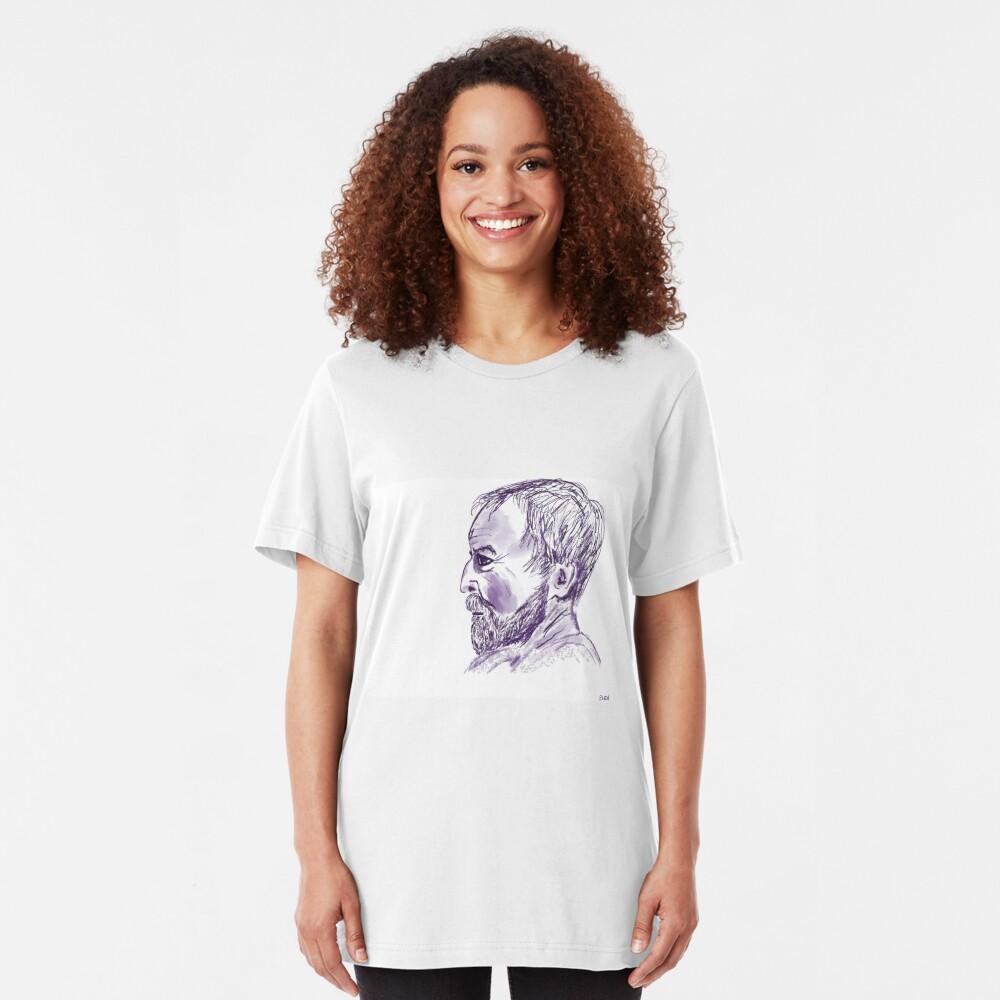 Thoughtful Chap Slim Fit T-Shirt
