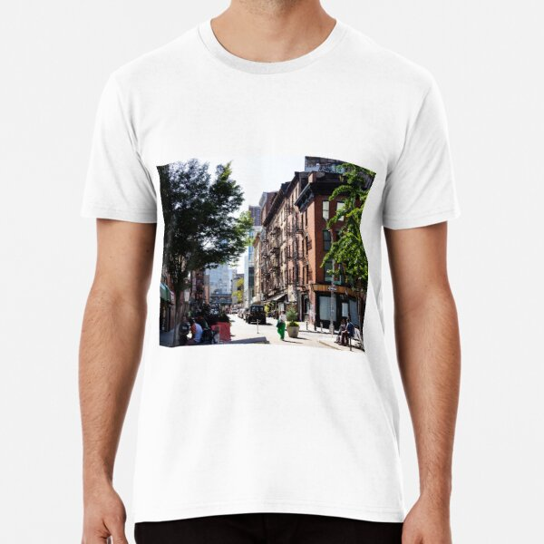 Streetview in New York  Premium T-Shirt