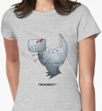 Dinobot Womens Fitted T-Shirt